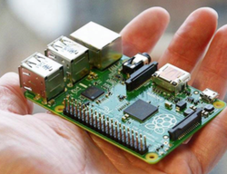 Raspberry Pi mini computer